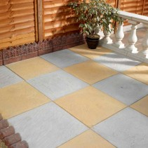 Affordable Riven Paving - Lifestyle