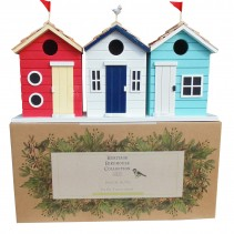 Birdhouse Beach Hut & Box