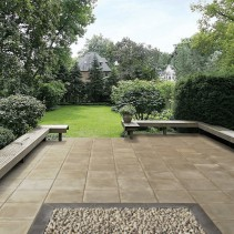 Smooth ~ Pimpled Paving - Lifestyle