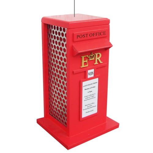 Telephone Box Feeder