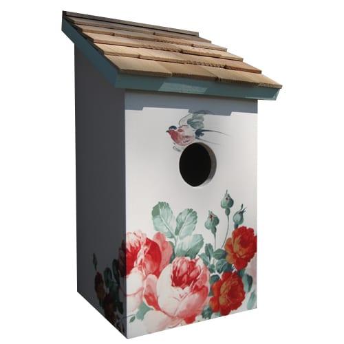 Printed Saltbox Birdhouse