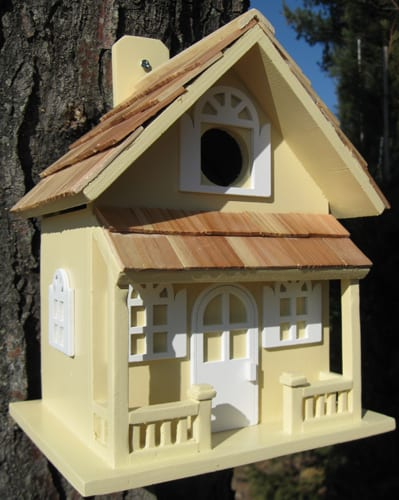 HB-7001YS Little Cottage Yellow HR