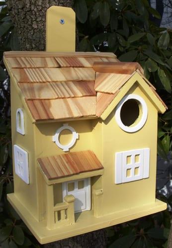HB-7041YS Nestling Cottage Yellow HR