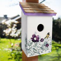 Printed-Saltbox-Birdhouse---Anemone
