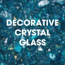 Decorative Crystal Glass