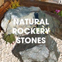 Natural Rockery Stones