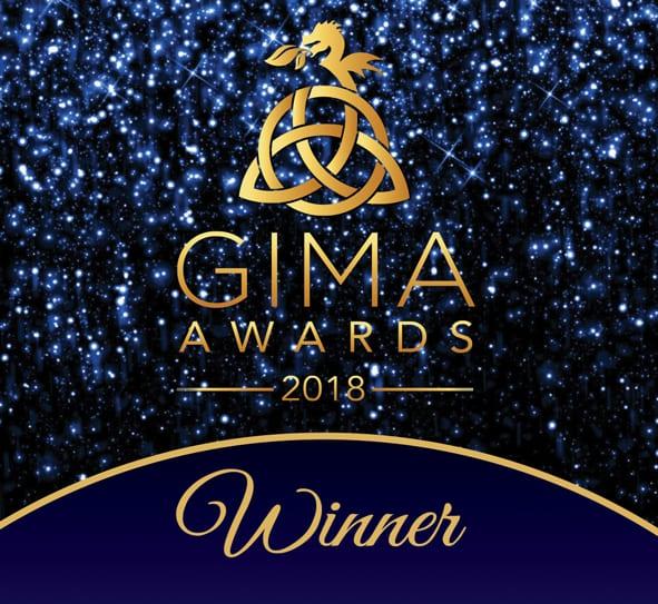 GIMA Awards Winner - Logo